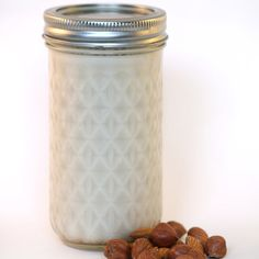 Hazelnut Almond Milk Recipe