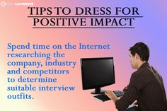 8 Tips To Dress For ‪#‎Interview‬ Success. ‪#‎seekcareerz‬ ‪#‎resume‬ ‪#‎jobs‬