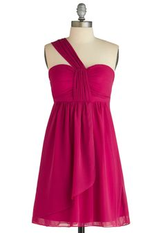 This would be the perfect bridesmaid dress!
