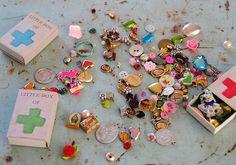 Inspiration: little box of positivity by Jane Schouten.