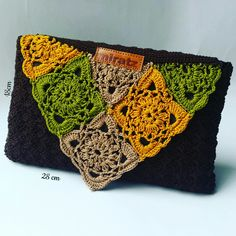 Miranda Crochet Clutch