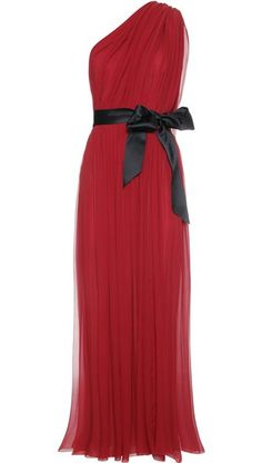 Lanvin long silk evening gown, would like to try this on just once!