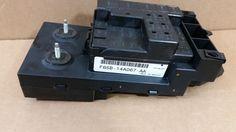 97 98 ford f150 4x4 fuse relay box f65b 14a067 af w gem module f75b rh pinterest com 2005 Ford F-250 Fuse Box Diagram 1996 Ford F-250 Fuse Box Diagram