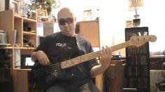 Waiting in Vain Bob Marley  basscover Bob Roha