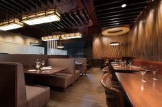 Interior design of Socrates Greek Taverna in Maple Ridge by Vancouver Interior Designer SSDG Interiors Inc.