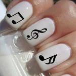 Music Manicure for You to Rock