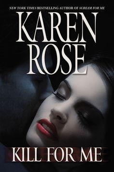 Kill For Me - Disturbing subject matter, but good suspense novel.
