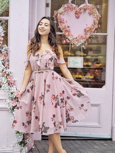 How we feel about the fact tomorrow is Friday The beaut @hellomissjordan is as seen wearing our gorgeous Leasha Dress, which is available in UK sizes 6-16 and comes in Maternity styles too