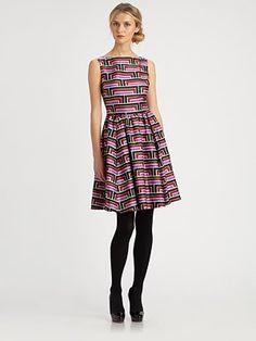 Kate Spade New York - Carolyn Print Dress