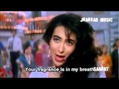dil main mohabbat hai aankhon main pyar(((Jhankar))), Sangraam (1993), K...