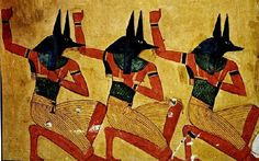 Ancient Egypt Civilization, Ancient Civilizations, Egyptians, Anubis, Egyptian Party, Life In Egypt, Ancient Egyptian Art, Mythology, Painting