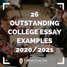 26 Outstanding College Essay Examples 2020/2021 ⭐️ Pin for later ⏳ topics for essay writing, good college essay topics, define argumentative, how to write a synthesis essay, a modest proposal by jonathan swift