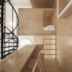 Room on the Roof – Minimalissimo
