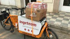 Mediamarkt Www.urbanciclo.es - Tw: @urbancicloalba- f: Urban Ciclo - Instagram: @urbanciclo #urbanciclo #ecomensajeria  #Albacete #cargobike #bicimensajeria #bikemessengers #bullitteer #bullitt #bullittlife #messlife #bikecourier #transportesostenible cargo bike