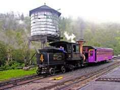 Cog Railway, Mount Washington, New Hampshire