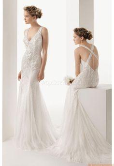 Robe de mariée Rosa Clara 105 Ulema Soft 2014