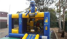 You can also #hire our Footy company services jumping castle hire Sydney for kids' entertainment.