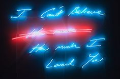 Tracey Emin's neon takes over Times Square every night in February