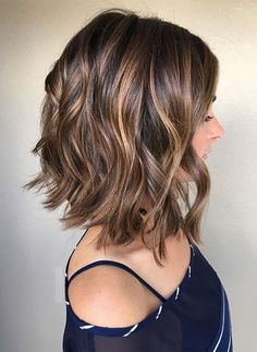 Simple, short and sweet hair color inspiration to update your look