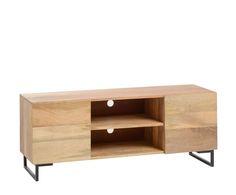 140 cm x 55 cm x 45 cm Mango wood  http://unodesign.pl/item/663/299/Katalog-produktow/Meble/Kolekcje/SoHo/Szafka-RTV.html TV cabinet