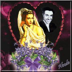 l'amour est un bouquet de violettes...