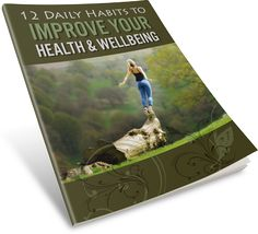 """We are creatures of habit and those habits either hinder us or push us toward our dreams and goals. In fact, our quality of life is a direct reflection of what our daily habits are, being that 45% of what we do on a daily basis is driven by habit.  Click below to download your Free guide, """"The 12 Daily Habits to Improve Your Health and Wellness"""", and start your journey to improving and developing habits that will create a life of health and happiness…"""