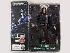 Neca - Terminator 2 - T-1000 {Motorcycle Cop}