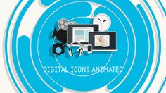 Digital Icon Pack Animated