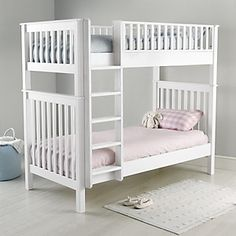 Classic Convertible Bunk Bed