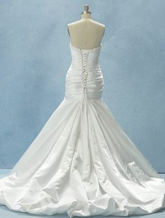 The Alfred Angelo Disney Fairytale Weddings Collection - Tiana 2 (Back)