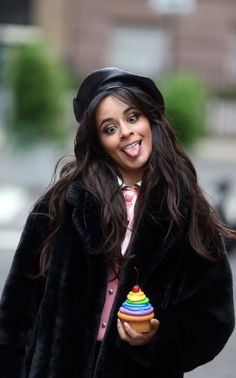 My funny picture Camilla, Beautiful Smile, Beautiful Women, Fifth Harmony Camren, Color Rubio, Camila And Lauren, Shes Perfect, My Girl, Dreadlocks