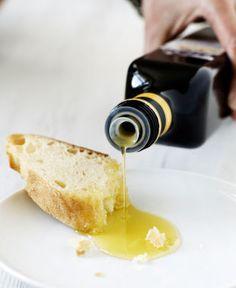 Olive oil & bread