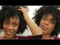 Bouncy Spring Curls with Perm Rods