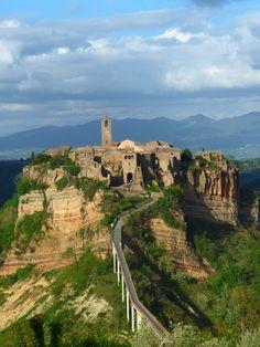 Bagnoregio Civita - 120 km from Rome