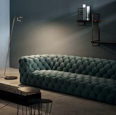 Schon Anna Casa Interiors   Chester Moon Sofa By Baxter Living Room Modern,  Modern Sofa,
