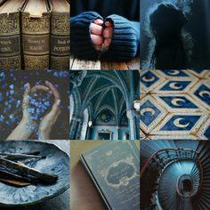 Hogwarts House//Aesthetic - Ravenclaw