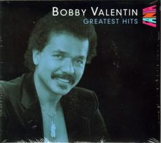 """Bobby Valentin Musician 