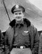 Lt. George McGovern, U.S. Army Air Force 1943-45, WW II. Drafted 1943, assigned to flight school and commissioned when he earned his wings. Bomber pilot over Austria, Czechoslovakia, Germany, Hungary, Poland, and northern German-controlled Italy as part of the U.S. strategic bombing campaign in Europe. Earned Distinguished Flying Cross and three Air Medals. U.S. Senator (D-SD) 1963-81.