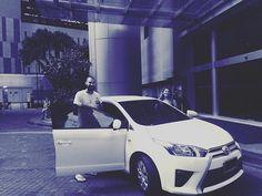Thank you Ricardo Jesus from Thai Honda FC for choosing our Toyota Yaris. Bangkok Thailand, Car Rental, Toyota, Honda, Cars, Instagram Posts, Autos, Automobile