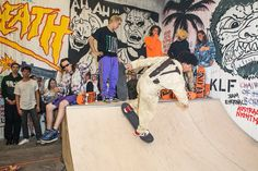 A$AP Rocky & A$AP Bari Launch VLONE Pop-Up in Downtown LA With an OFF-WHITE Collaboration