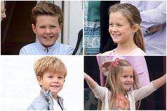 CP Mary's children of Denmark