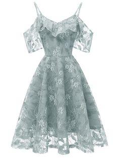 5c7e2fd18a3 LaceShe Women s Spaghetti straps Lace Sleeveless Dress Ladies Dress Design