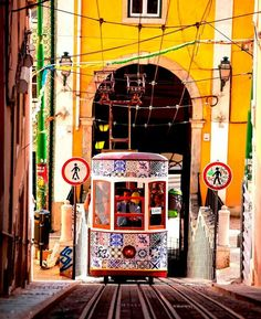 #tram #Lisbon #Portugal