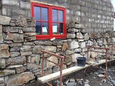 Rowan croft, Isle of Skye. New house build.    Self build
