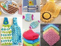 Scrubbies Free Crochet Patterns