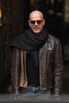 The best beard styles for bald men you need to see. If you are a bald men, then these beard styles for bald men will inspire you! Stylish Men, Men Casual, Casual Clothes For Older Men, Bald Men Style, Celebridades Fashion, Best Leather Jackets, Mens Fashion Blog, Men's Fashion, Older Mens Fashion