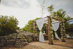 Wedding destination, Ponta dos Ganchos Resort | Brazil