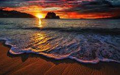 Resultado de imagen para bellas puestas de sol