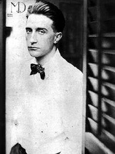 Portrait of Marcel Duchamp by Edward Steichen, 1917