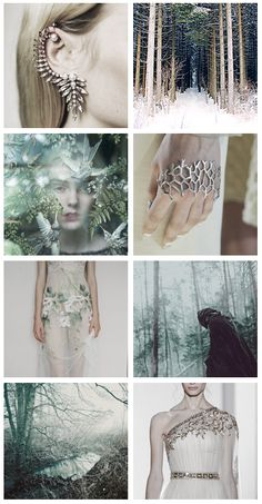 fashion inspiration; middle earth {elves}